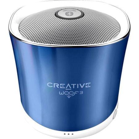 Creative Labs Woof3 niebieski