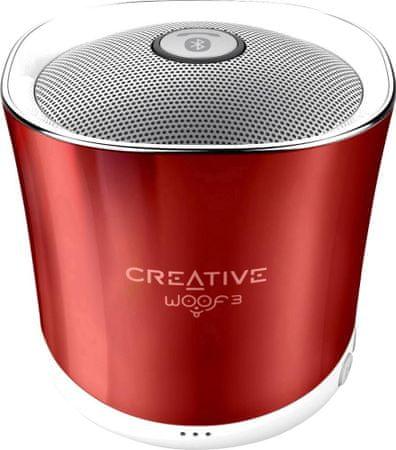 Creative Labs Woof3 czerwony