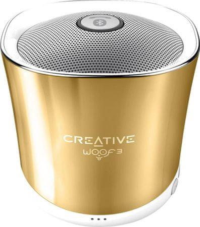 Creative Labs Woof3 złoty