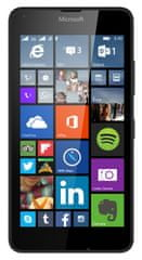 Microsoft Lumia 640 XL Dual SIM, biely