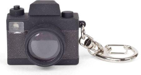 Kikkerland LED kľúčenka foťák