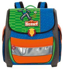 Scout Školská aktovka Buddy futbal