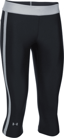 Under Armour sportske tajice HG Armour SportCapri, crne, M
