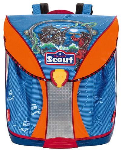 Scout Školní batoh Nano piráti