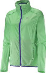Salomon ženska jakna Agile Jkt, svetlo zelena