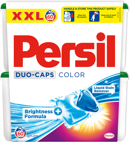 Persil Prací kapsle Duo-Caps Color 2x 30 ks