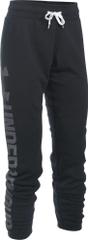 Under Armour ženske hlače Favorite Fleece Pant, črne