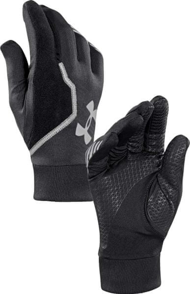 Under Armour No Breaks Armour Liner Black Black Silver S