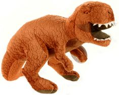 Lamps Pluszowy T-Rex