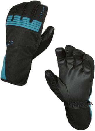 Oakley zimske rokavice Roundhouse Short, črne, L