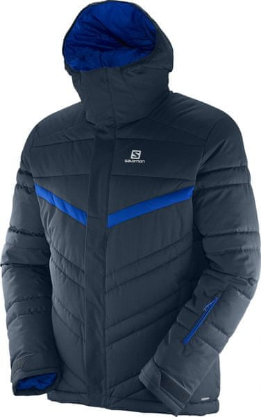 Salomon Stormpulse Jkt M Big Blue-X/Blue Yonder 2XL