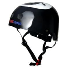 Kiddimoto otroška čelada Eight Ball