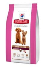 Hill's SP Canine Adult Small&Mini Lamb&Rice Kutyatáp, 1,5 kg