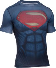 Under Armour koszulka kompresyjna Superman Suit SS