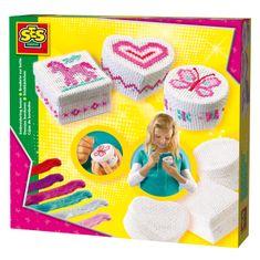 SES Hímezhető doboz Kreatív játék