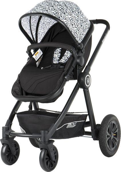 G-mini Kombinovaný kočár Grand, Picasso/černá