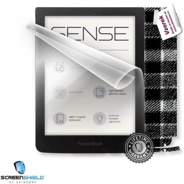 SCREENSHIELD ochrana displeje + skin voucher pro PocketBook 630 Sense