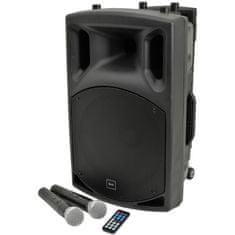 QTX prijenosni aktivni zvučnik QX12PA karaoke