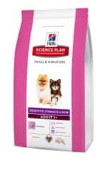 Hill's Canine Adult Small&Mini Sensitive Stomach and Skin Chicken 1,5 kg