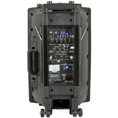 QTX prijenosni aktivni zvučnik QX15PA karaoke