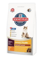Hill's SP Feline Urinary Health&Hairball Controll 1,5 kg