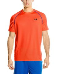 Under Armour majica Tech SS Tee, oranžna