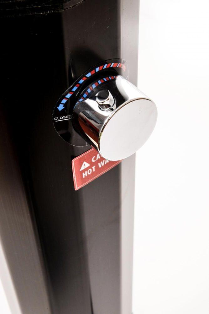 MAKERS TRIO Lux - solární sprcha, 35 l