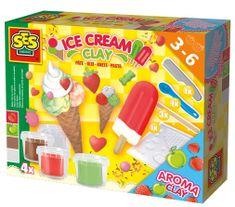 SES Výroba zmrzliny z plastelíny