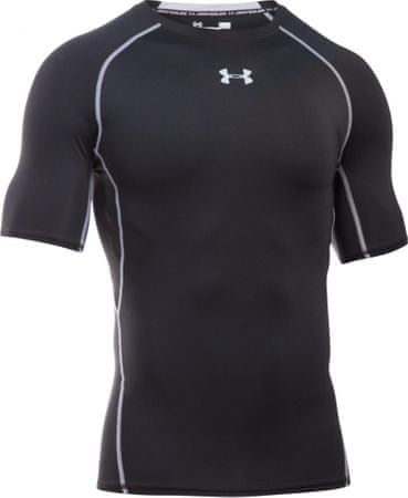 Under Armour majica Armour HG SS T, črna, S