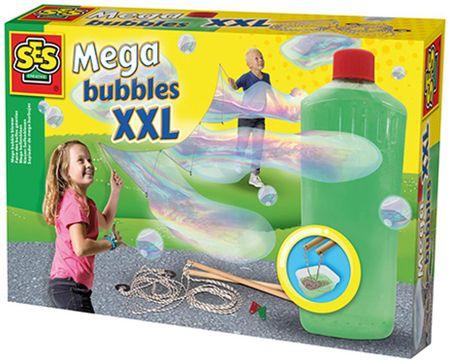 SES Mega bańki mydlane XL