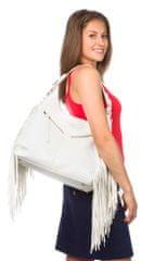 LYDC torebka damska biały