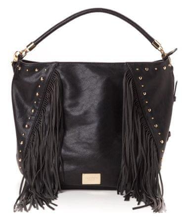Lydc ženska ročna torbica črna