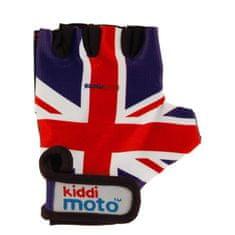 Kiddimoto otroške kolesarske rokavice Union Jack