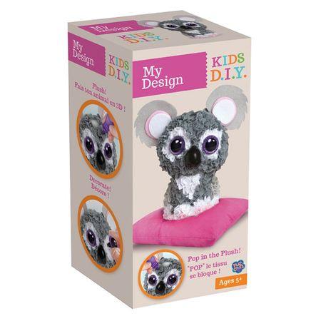 Orb Factory My Design 3D Koala