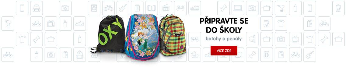 Akční batohy a tašky