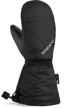 Dakine otroške smučarske rokavice Tracker Mitt, črne, XL