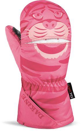 Dakine otroške smučarske rokavice Scrambler Mitt, Tiger, L