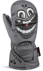 Dakine otroške smučarske rokavice Scrambler Mitt, Monster