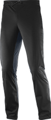 Salomon moške hlače Equipe Softshell Pant, črne