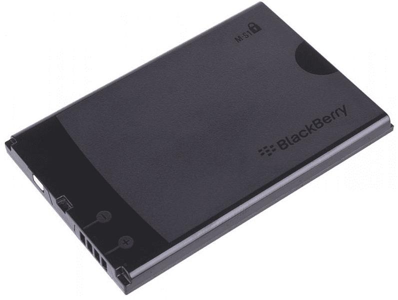 BlackBerry baterie, M-S1, 1500mAh Li-Pol, Bulk