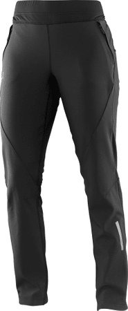 Salomon spodnie softshellowe Momemtum Softshell Pant W Black S
