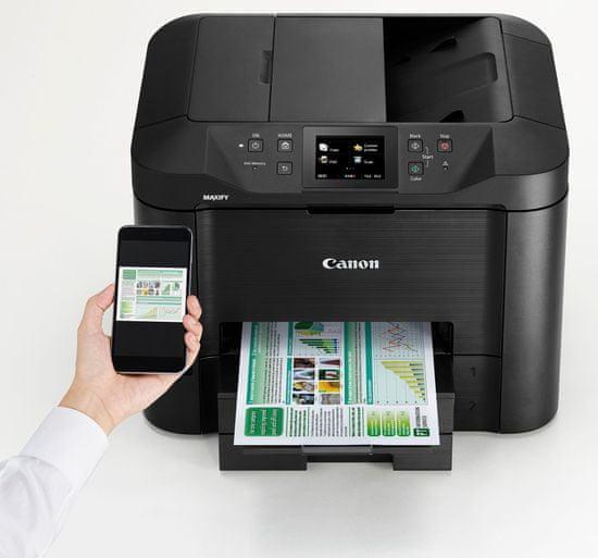 CANON MAXIFY MB5450 (0971C009) multifunkciós nyomtató