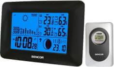 SENCOR SWS 65 Időjárás állomás
