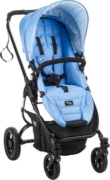 Valco SNAP Ultra Black, modrá