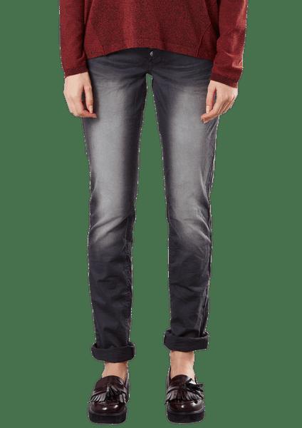 s.Oliver dámské kalhoty 36/32 tmavě šedá