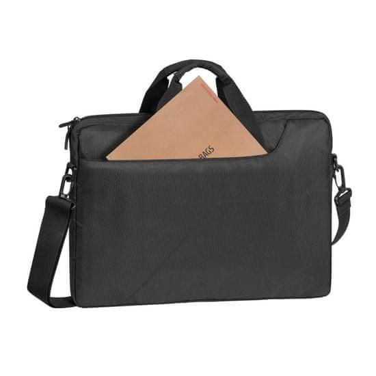 """RivaCase torbica 8035 za prenosnike do 39,62 cm (15,6""""), črna"""