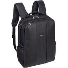 RivaCase Business batoh na notebook 15,6″ 8165-B, černá