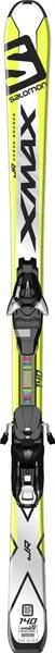 Salomon E X-Max Jr M + E Ezytrak 7 B80 140
