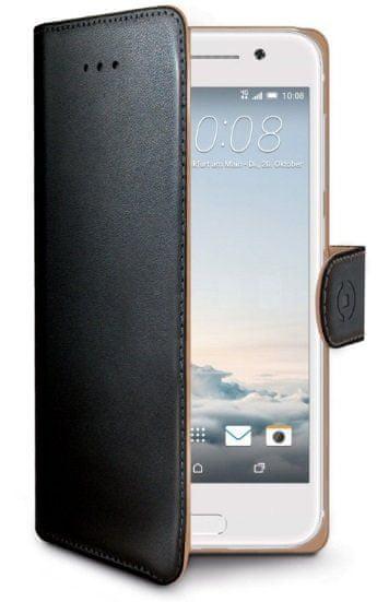Celly pouzdro Wally, HTC ONE A9, černá