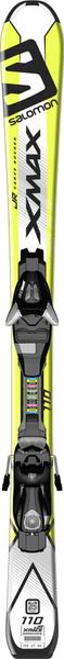 Salomon E X-Max Jr S + E Ezytrak 5 B80 100